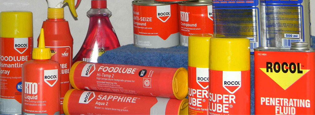 Rocol Industrial Lubricants